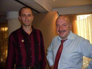 Олександр Елдер - праворуч
